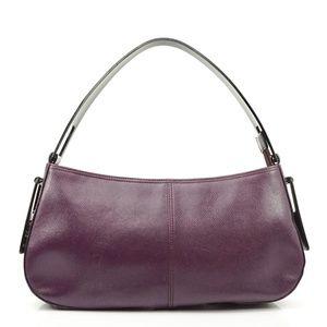 Auth Givenchy Shoulder Bag Leather #1550G57